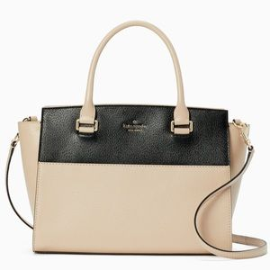 ♠️NWT kate spade leather grove street lana ♠️